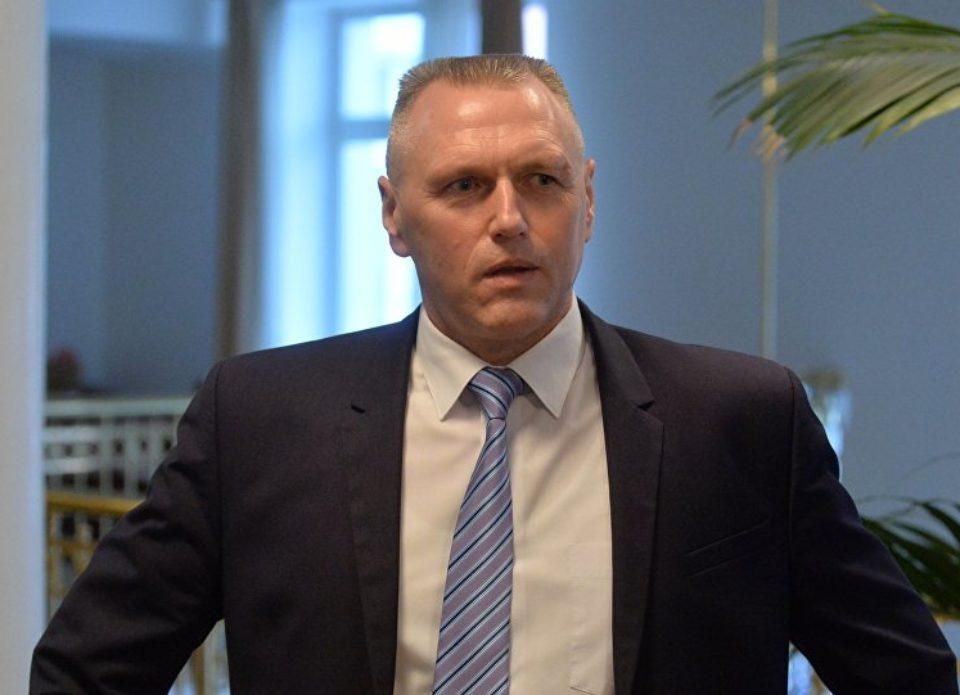 Поздравление с Международным днем туризма заместителя министра Михаила Портного