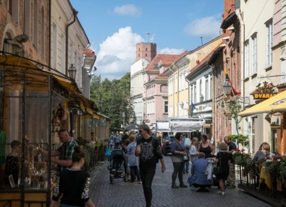 C 1 июля туристы в Вильнюсе будут платить новый налог: 1 евро в сутки