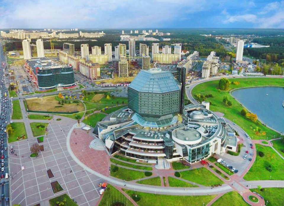 Минск вошел в топ-3 самых популярных городов СНГ у российских туристов