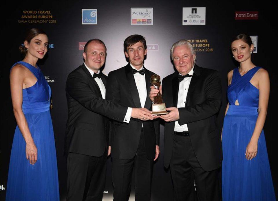 Отели «Пекин» и DoubleTree by Hilton Minsk получили престижные награды World Travel Awards