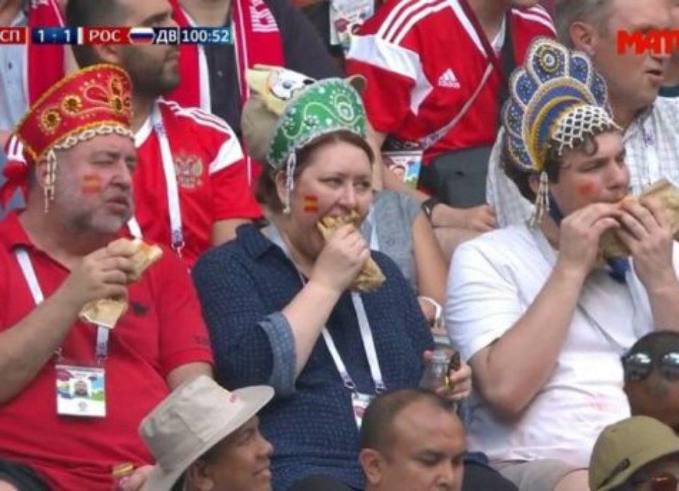 «Жруны» стали главным мемом Чемпионата мира по футболу в России