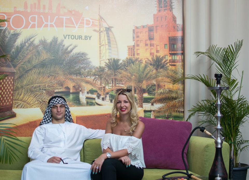 Эмираты зовут!  «Вояжтур» презентовал специальные цены на турпакеты с вылетом из Минска в Абу-Даби
