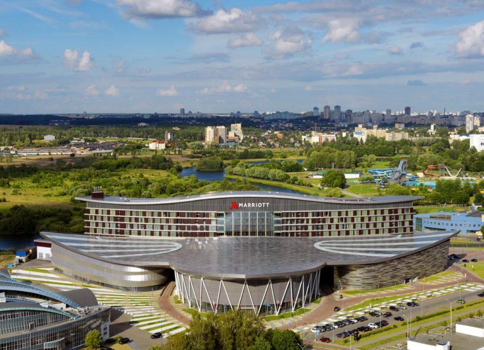 Minsk Marriott Hotel проводит в августе специальные тематические бранчи