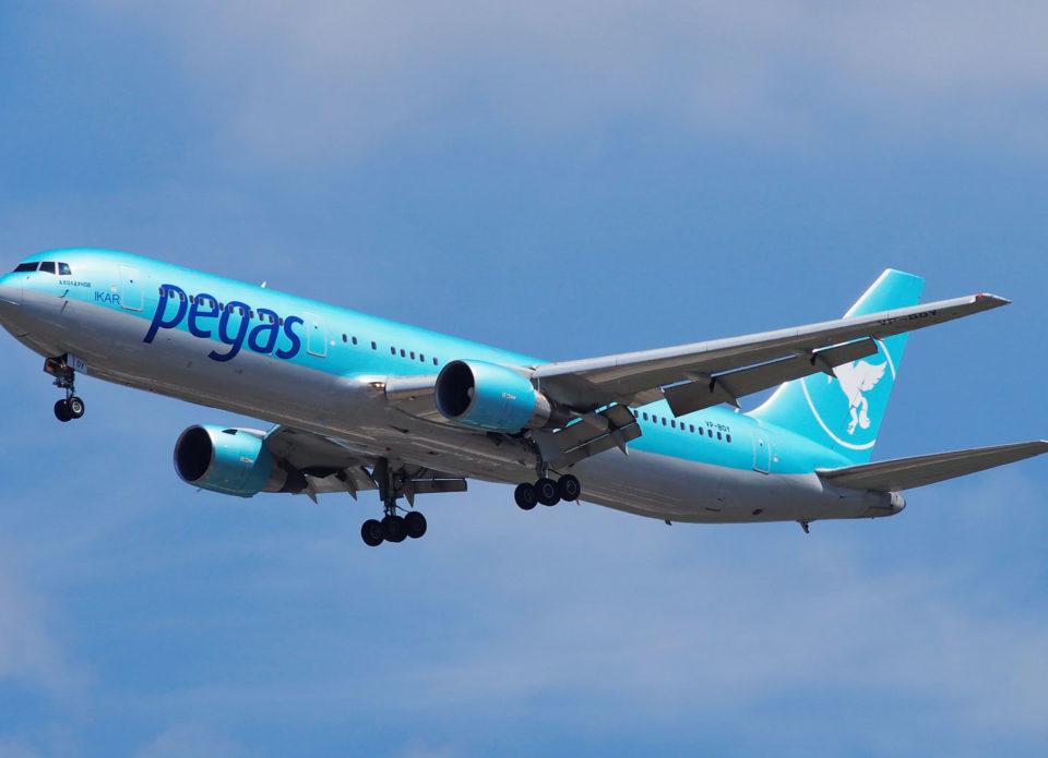 Авиакомпания Pegas Fly прекращает полеты из «Жуковского»