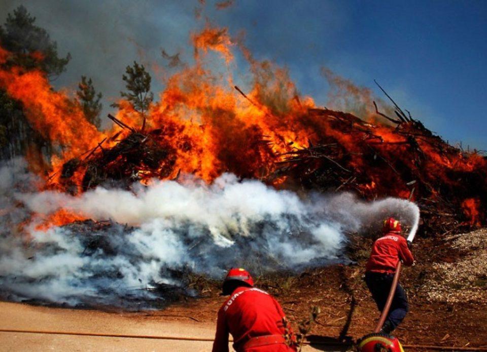 Лесные пожары бушуют в популярных туристических регионах – Алгарве и Валенсия