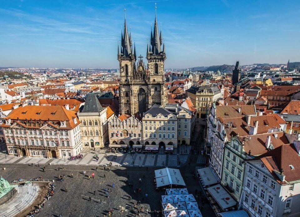 Больше всего билетов по акции «Белавиа» забронировано в Прагу