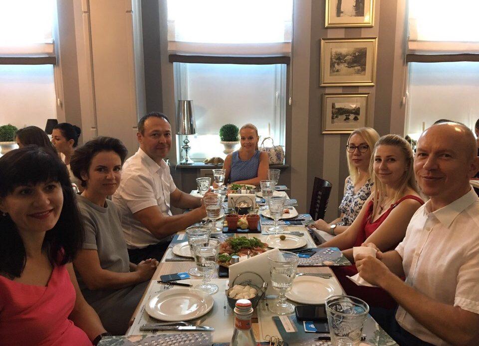 9 августа при поддержке проекта TRAVEL CONNECTIONS состоялась презентация критского отеля Out of the Blue Capsis