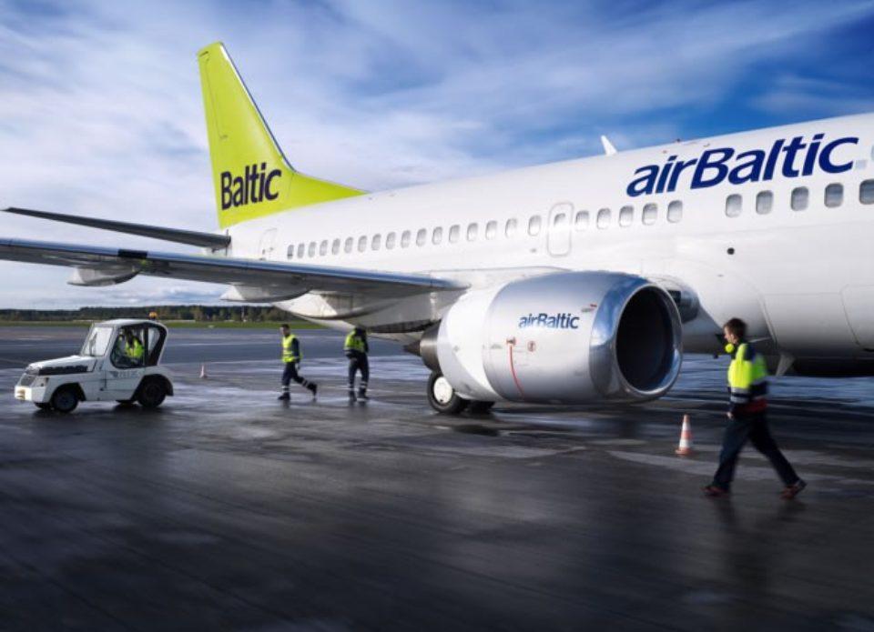 AirBaltic открывает пятый рейс из Риги в Минск и объявляет акцию для турагентств
