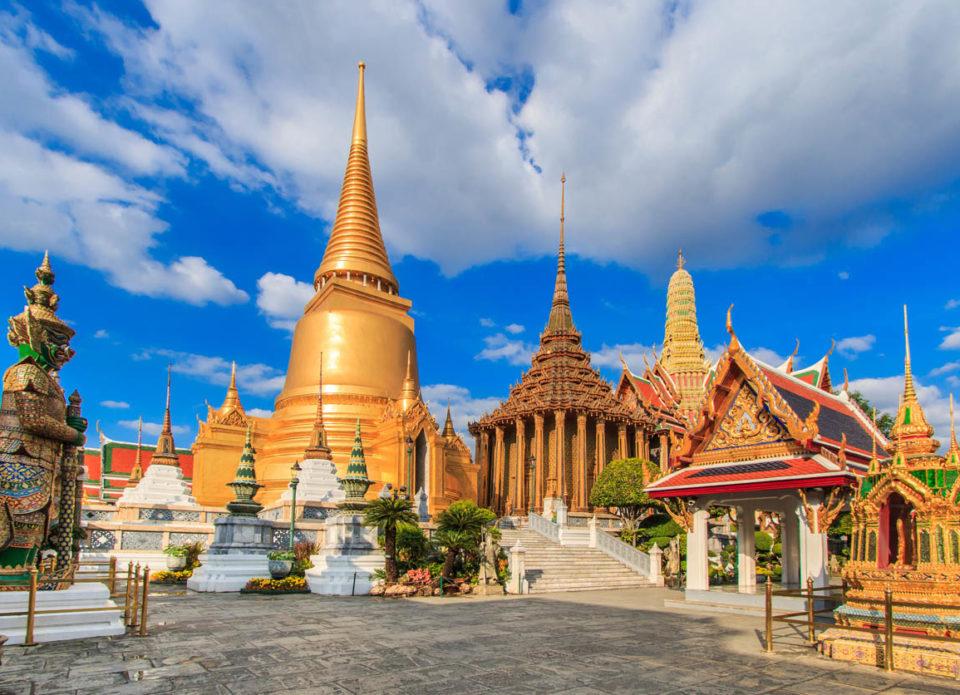 Бангкок, Лондон и Париж – самые посещаемые города мира