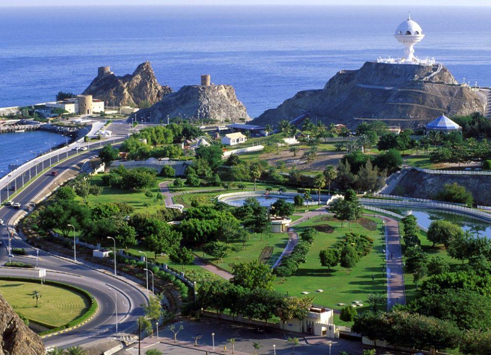 Как встречали первый рейс Pegas Touristik в Омане (видео)