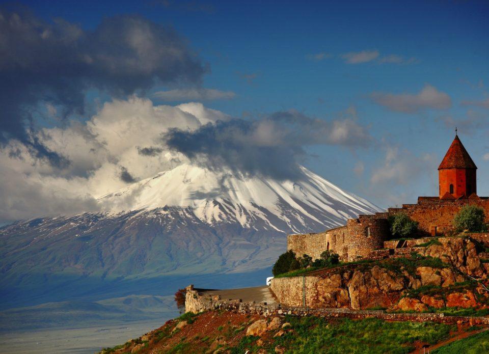 Рекламный тур «Почувствуй Армению»