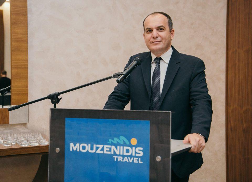 Георгий МАСМАНИДИС: «Белорусы бронировали туры по всей Греции!»
