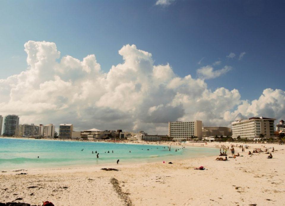 Мексиканский курорт Канкун вводит туристический налог
