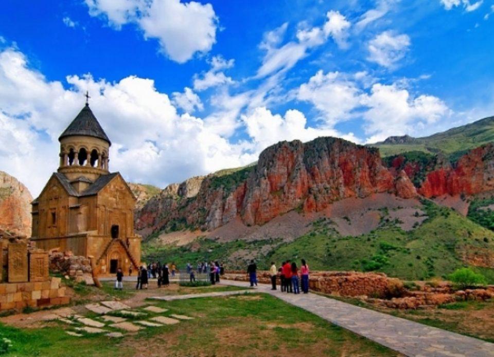 Приглашаем в рекламный тур «Почувствуй Армению»