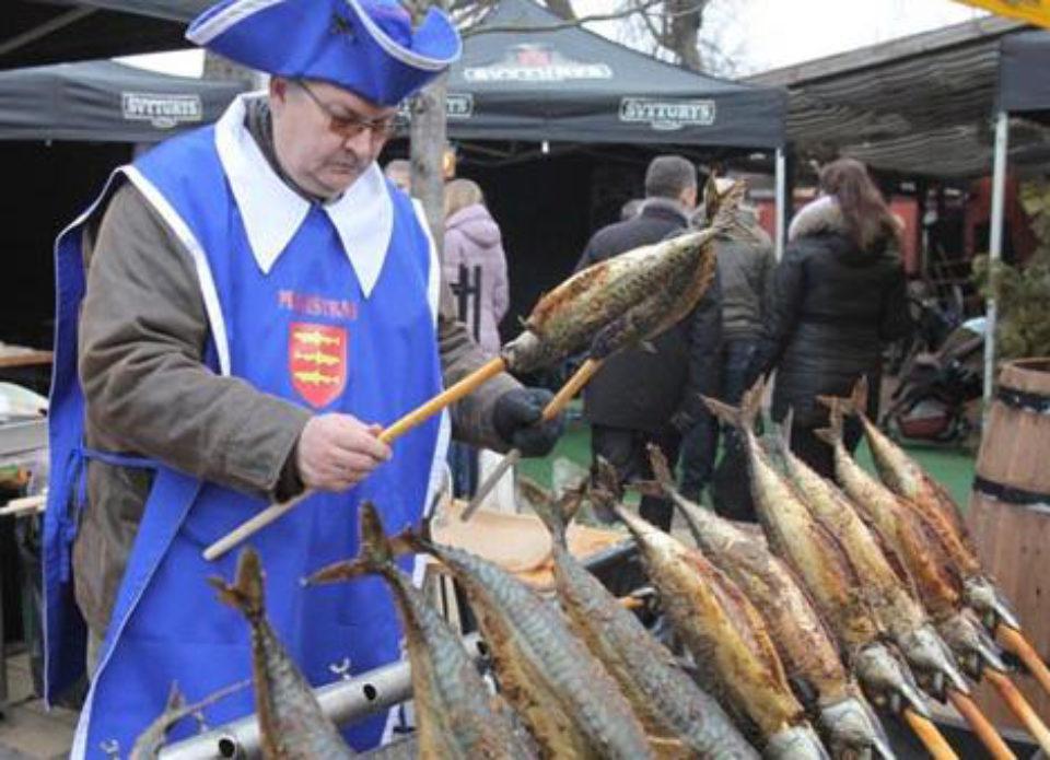 8-10 февраля в Паланге пройдет «Праздник корюшки»