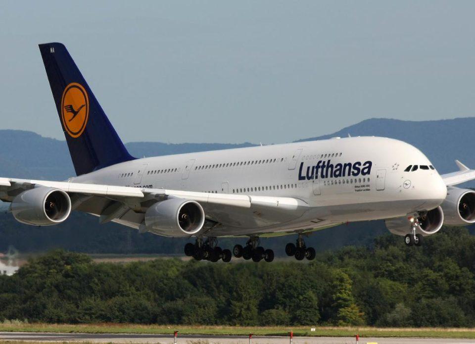 В 2018 году авиакомпания Lufthansa перевезла более 142 млн пассажиров