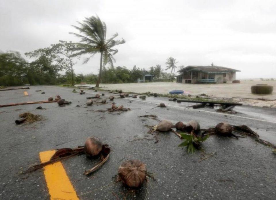 Что происходит в Таиланде в связи с тропическим штормом Pabuk