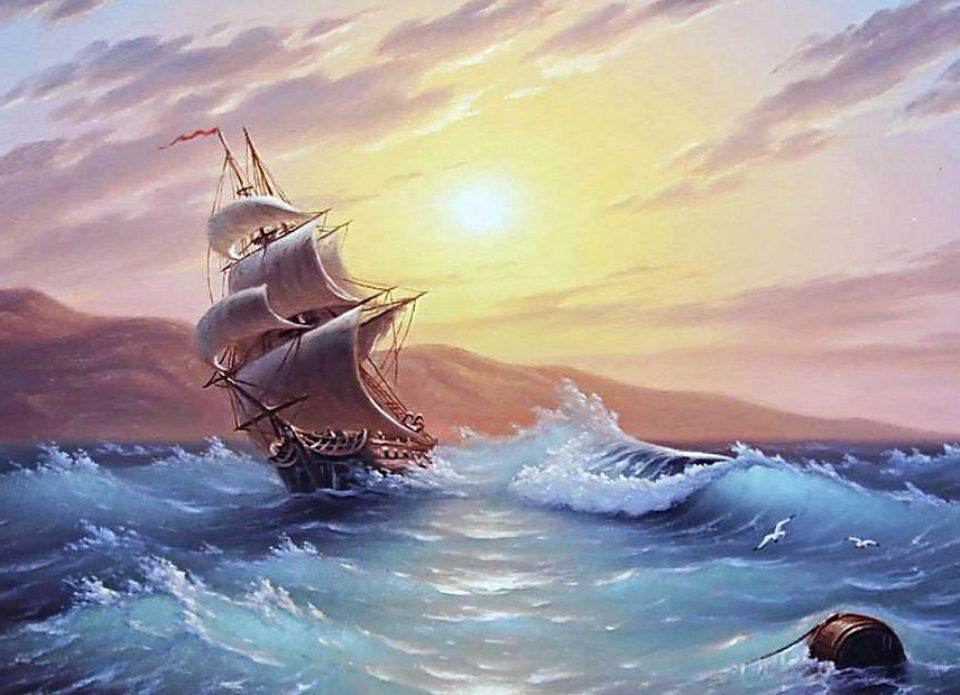 Цитата дня. Джон Максвелл: «Когда дует ветер, лидер туризма готовит паруса!»