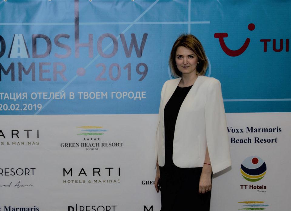 Ольга ЯКОВЛЕВА: «TUI мягко заходит в новый рынок!»