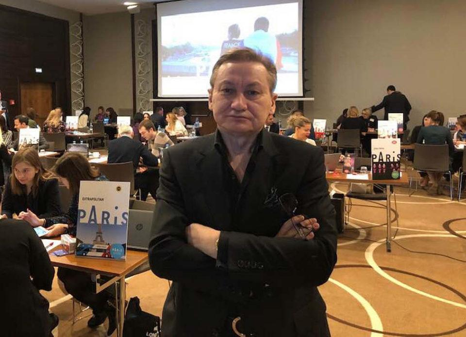 Поздравляем с юбилеем главу компании «Санни Трэвел» Александра Ванюкова!