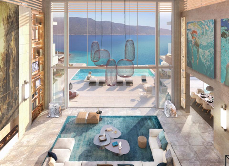 В Турции строят один из самых дорогих отелей на Средиземноморье — Four Seasons Resorts&Private Residence Bodrum