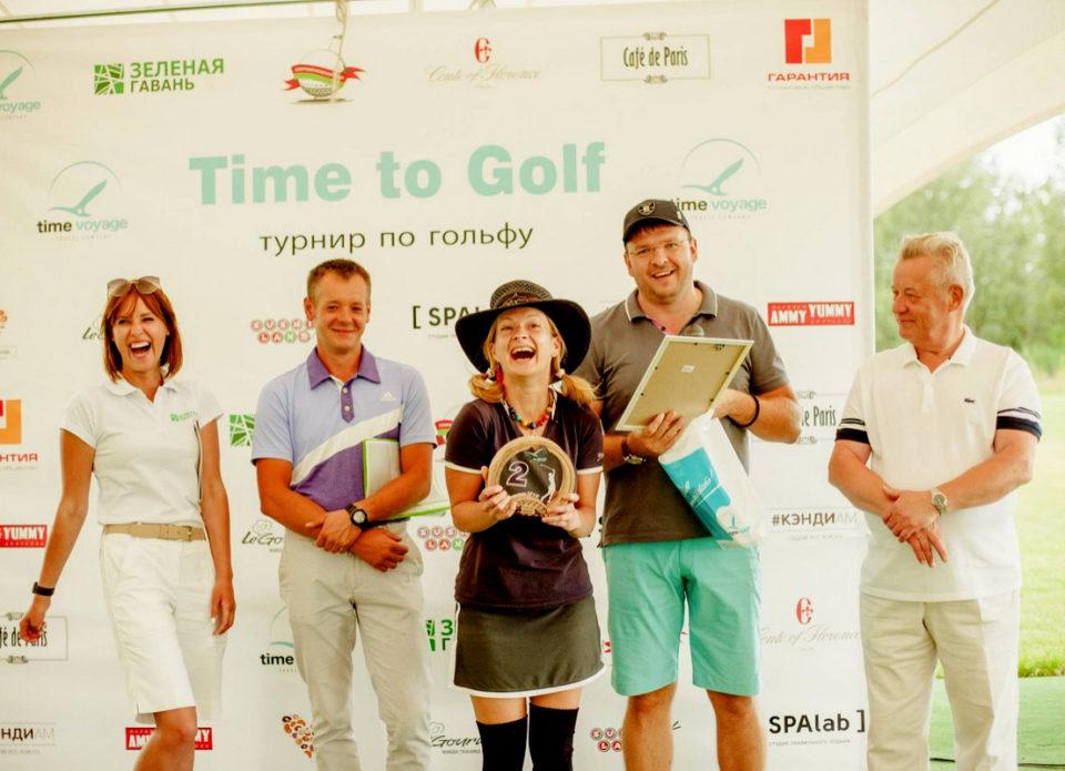 Новинка сезона: «Тайм Вояж» предлагает гольф-туры в Беларусь