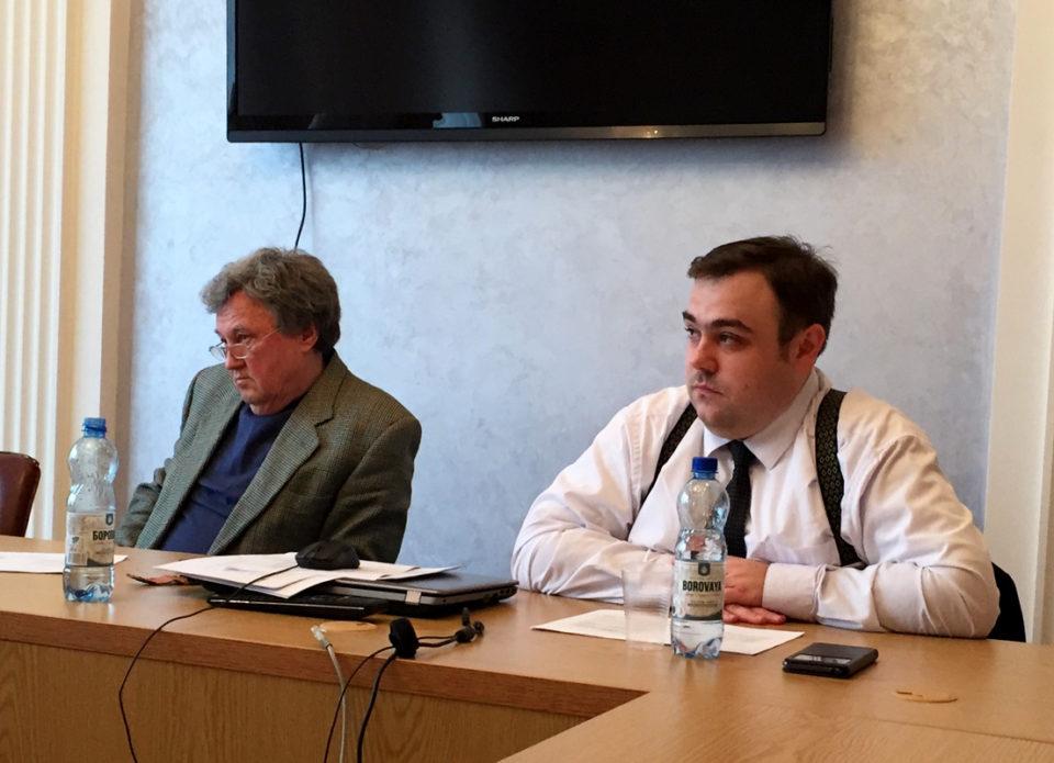 В совещании РСТО принял участие главный юрисконсульт Департамента по туризму Александр Кречетов