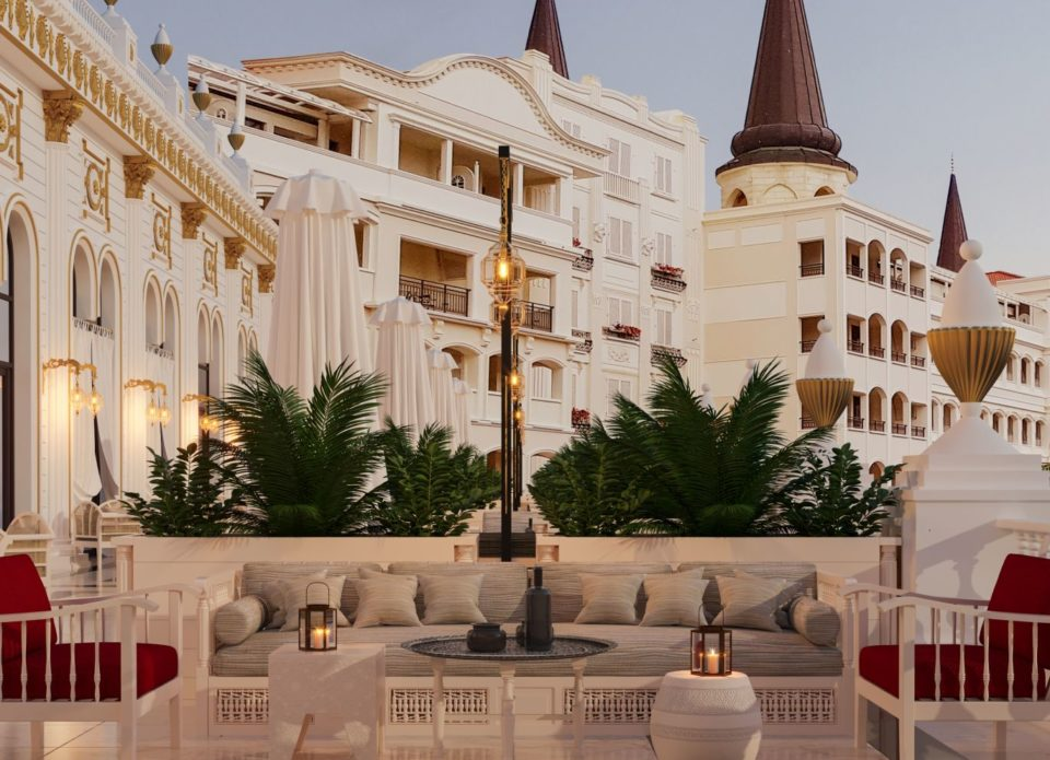 27 апреля открывается самый дорогой отель Турции — Titanic Mardan Palace