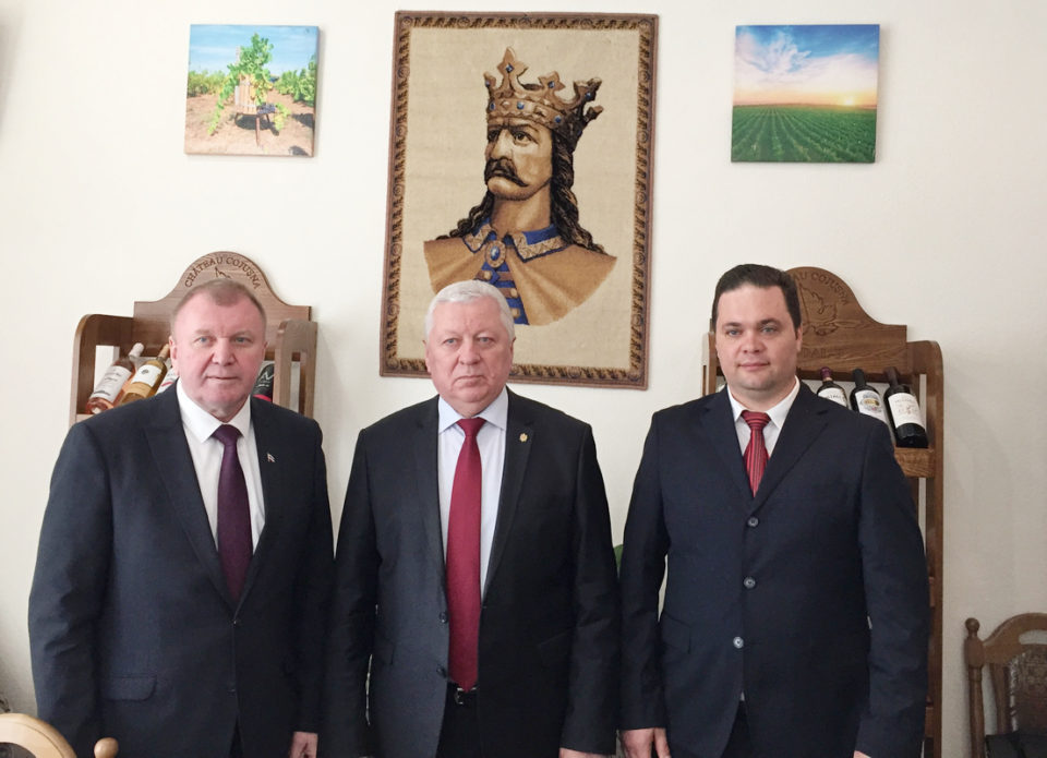 РСТО подписал меморандум о сотрудничестве с Ассоциацией Патроната индустрии туризма Республики Молдова