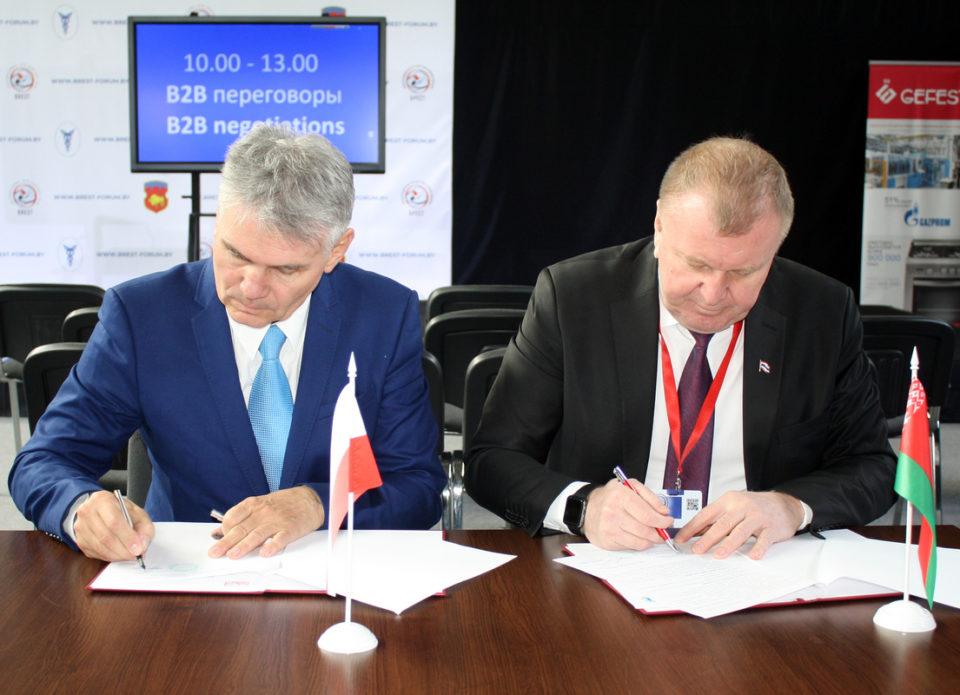 РСТО и Варшавская Туристическая Палата подписали в Бресте Договор о сотрудничестве
