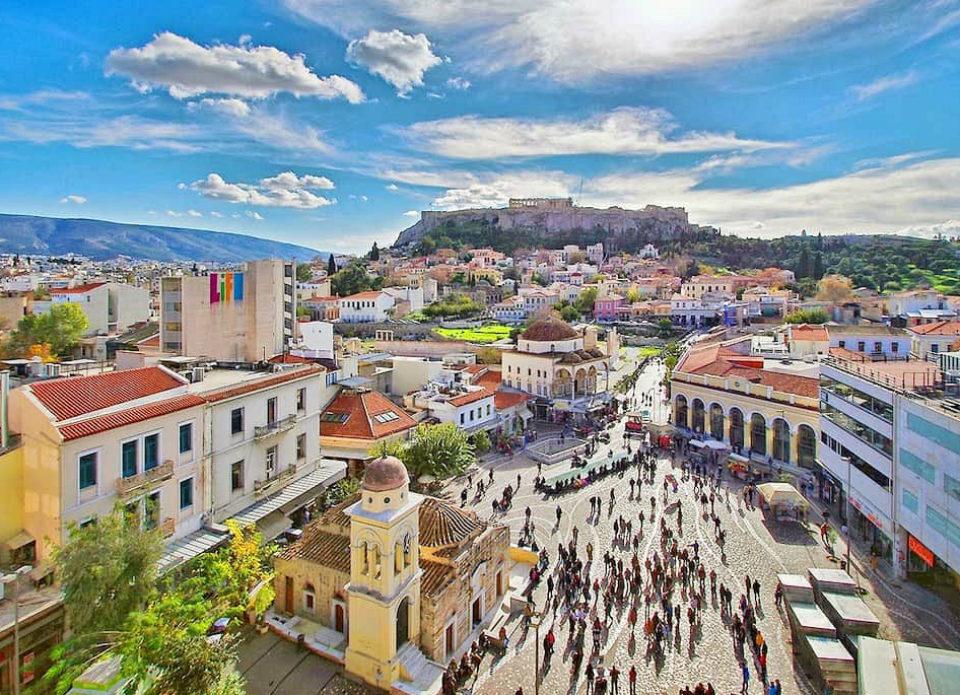 «Тайм Вояж» приглашает в рекламный тур в Афины. Осталось 4 места!