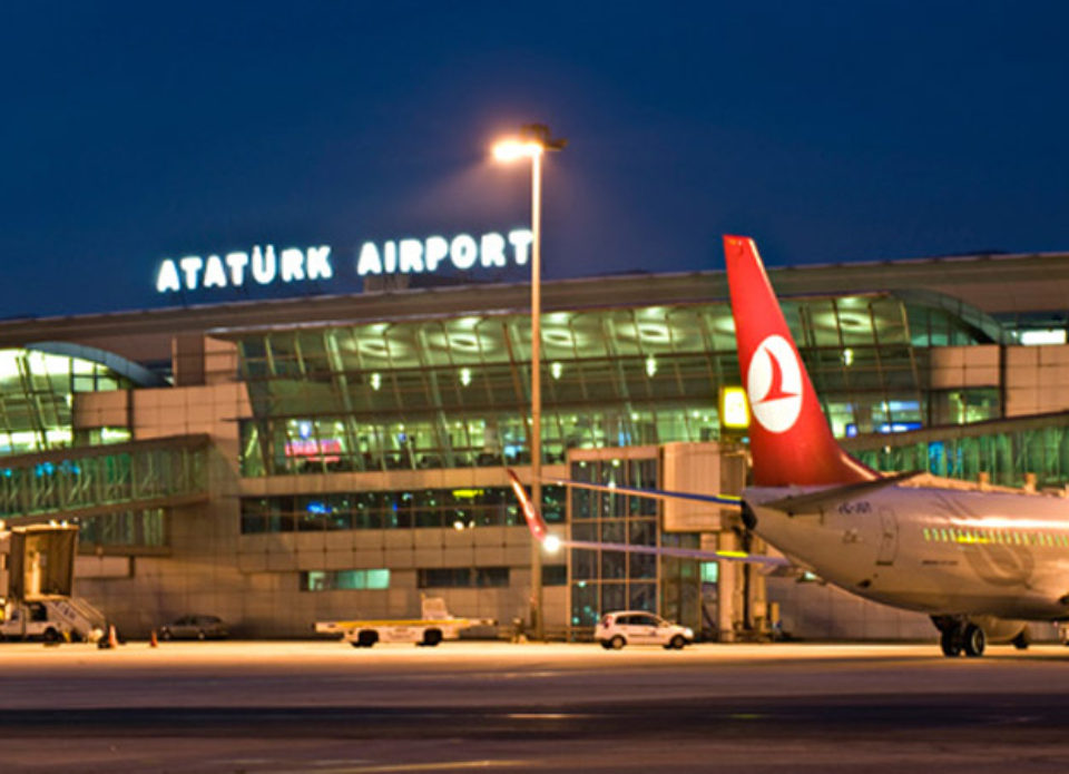 Турция прощается с аэропортом «Ататюрк»