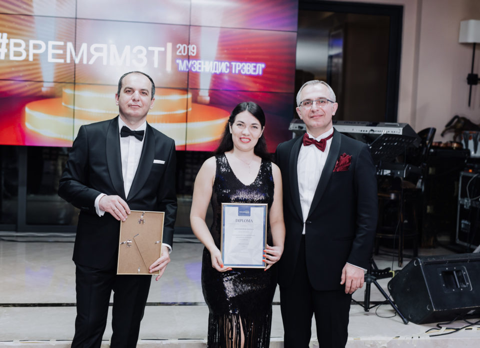 Белорусские компании приняли участие в Форуме УТА «Музенидис Трэвел»