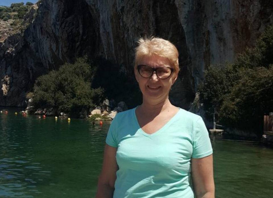 Людмила Сыркина: «Пляжи на Афинской Ривьере замечательные, и время там течет сквозь тебя!»