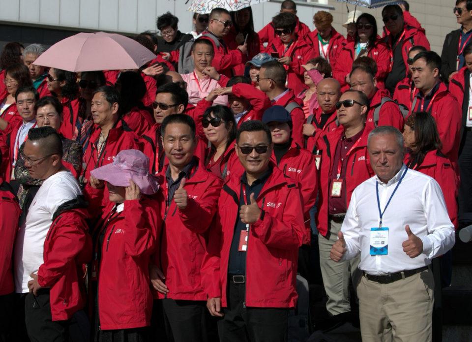 Алексей Стрельченко: «Прием китайской корпорации «Ван Мэй» – беспрецедентное событие для белорусского туризма!»