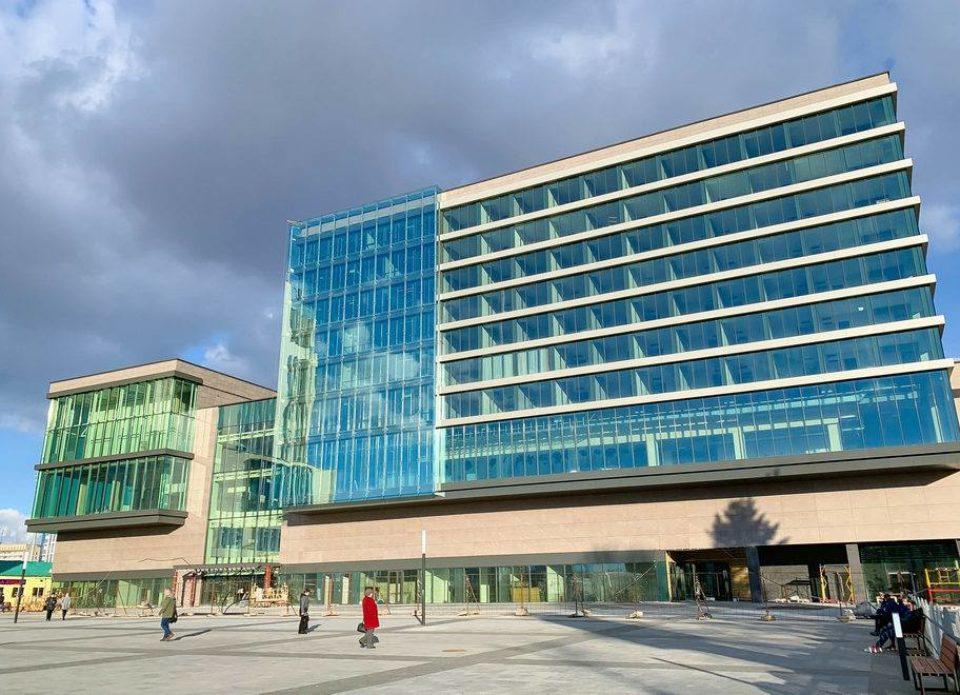 Летом в Могилеве откроется Atrium Hotel Mogilev