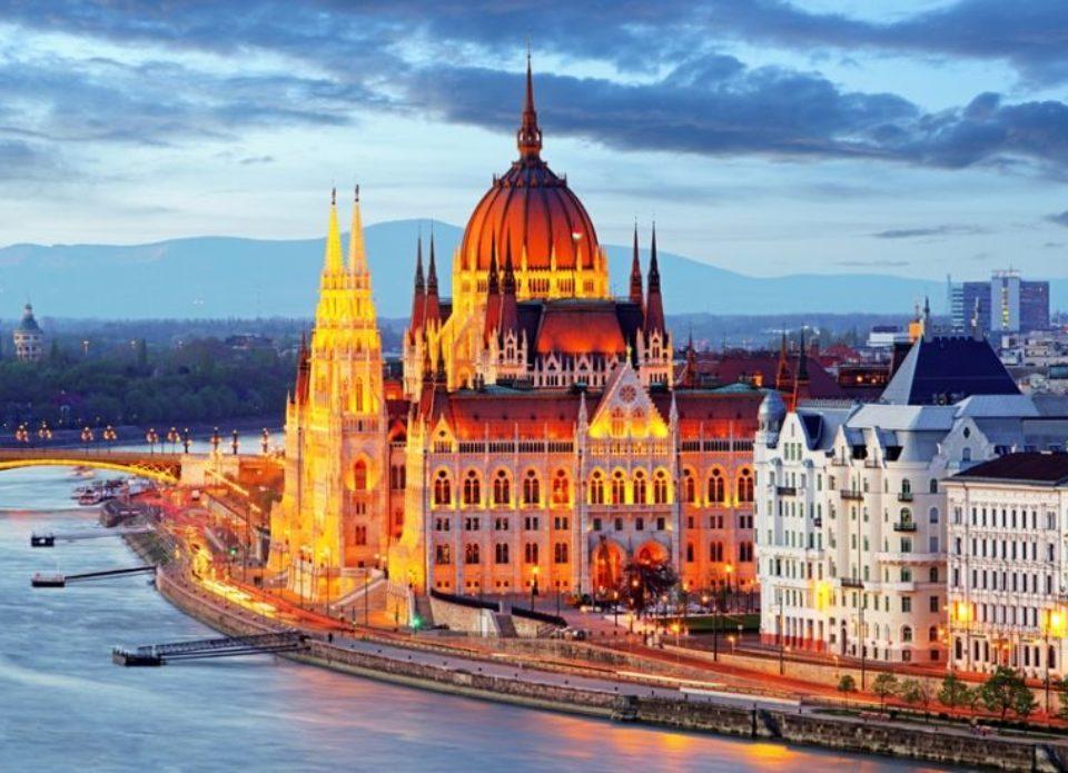 Посольство Венгрии приглашает на презентацию, посвященную Будапешту