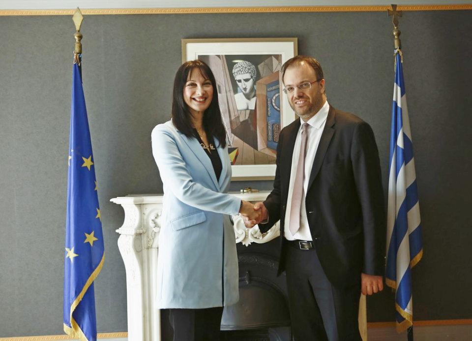 В Греции новый министр туризма – Афанасиос Теохаропулос