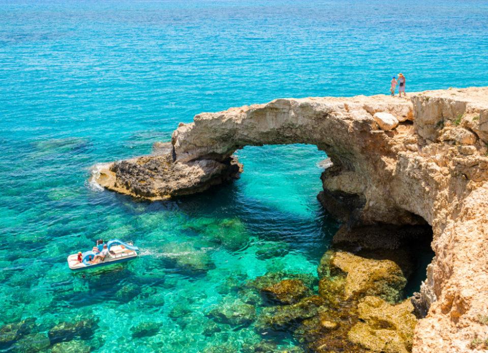«Тайм Вояж» рекомендует отели на Кипре с вылетом 04.06 на 9 ночей