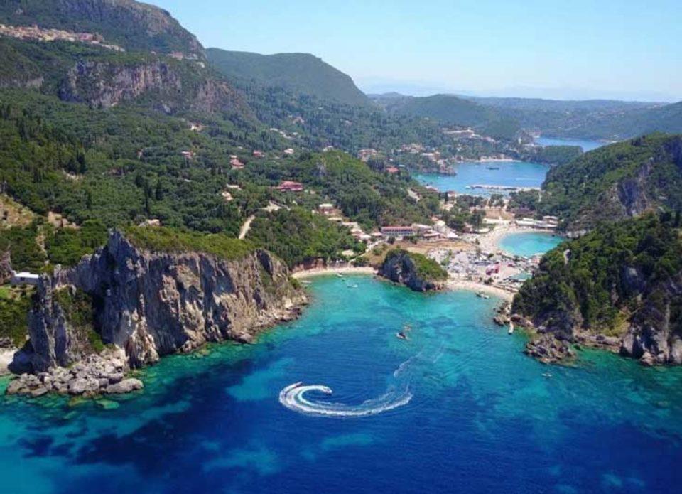 «Тайм Вояж» снижает цены на первые вылеты на Корфу: от 381 евро с перелетом