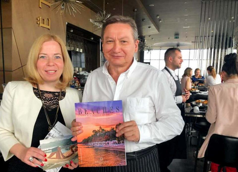 Туроператор «Санни Трэвел» и отель Regent Porto Montenegro провели бизнес-завтрак для агентов