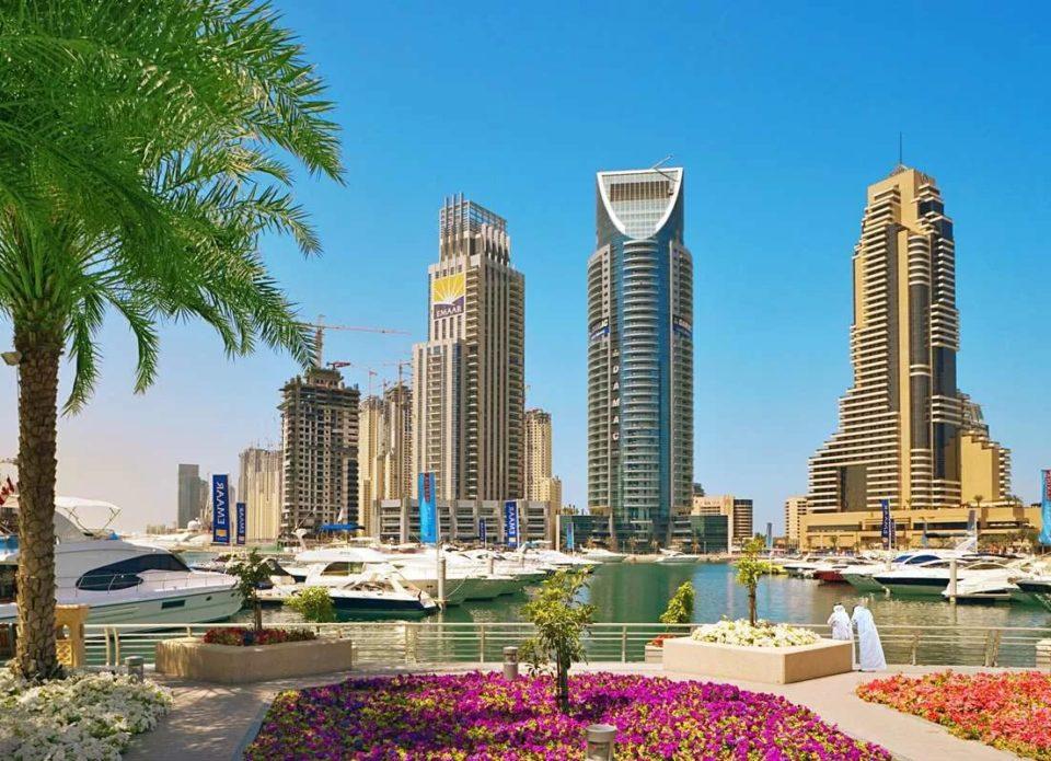 5 причин полететь в ОАЭ с «Тайм Вояж»