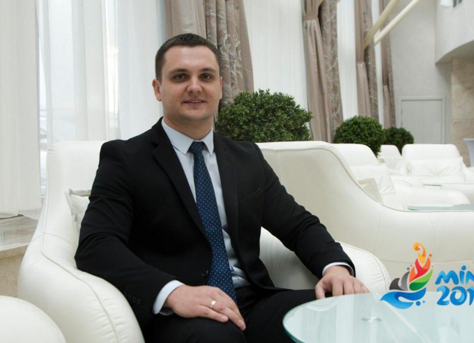Виталий АБЛАМ: «Планирование таких событий, как Европейские игры, многоступенчатый процесс!»