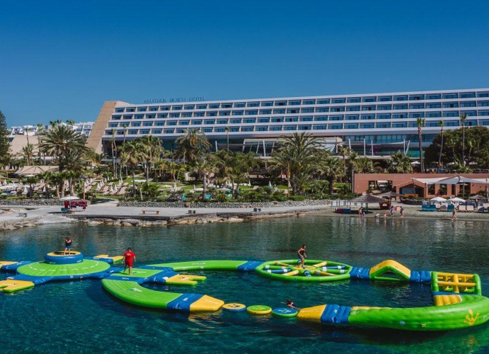 На Кипре завершилась реновация отеля Amathus