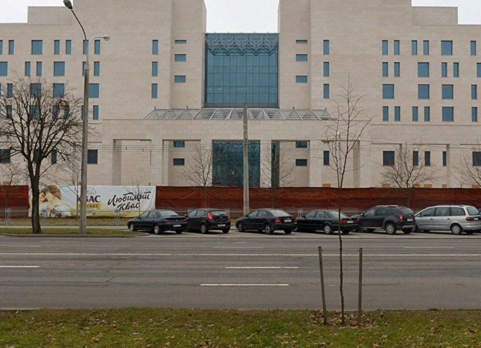 Что будет с отелем Hyatt вцентре Минска?
