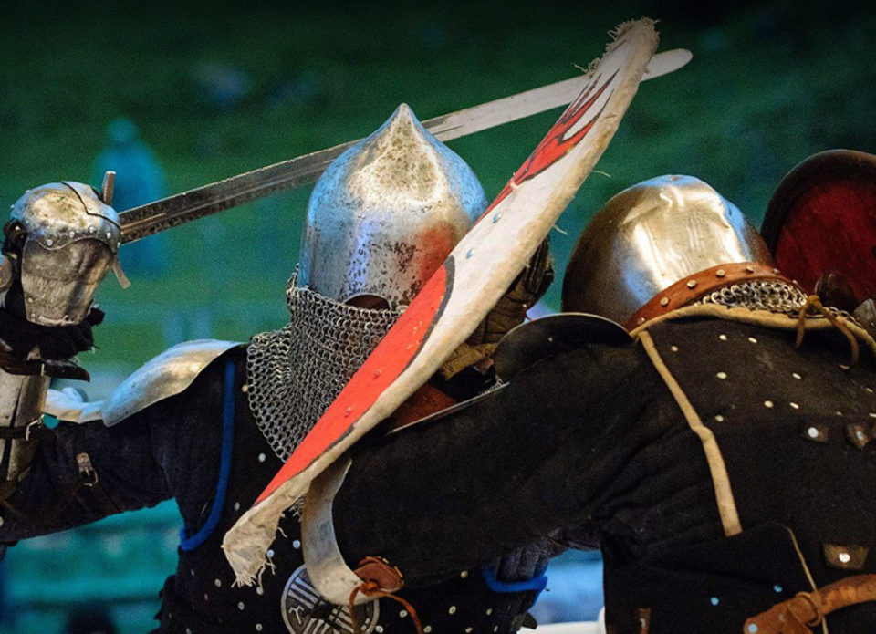 Во время II Европейских игр в Минске пройдут турниры по историческому фехтованию