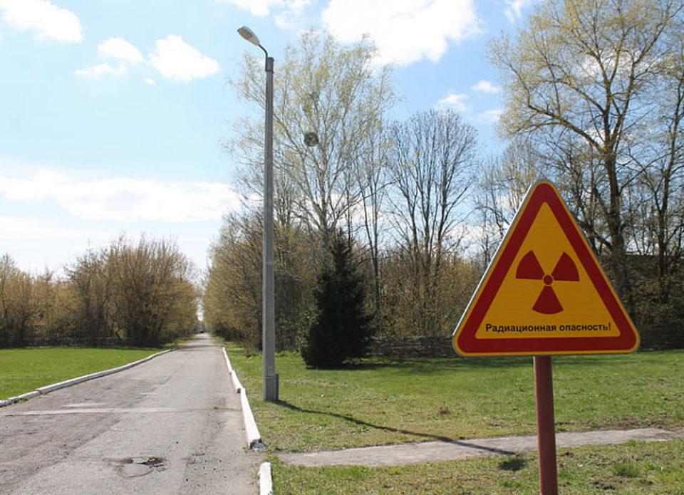 Турпоток в белорусскую часть Чернобыльской зоны также вырос