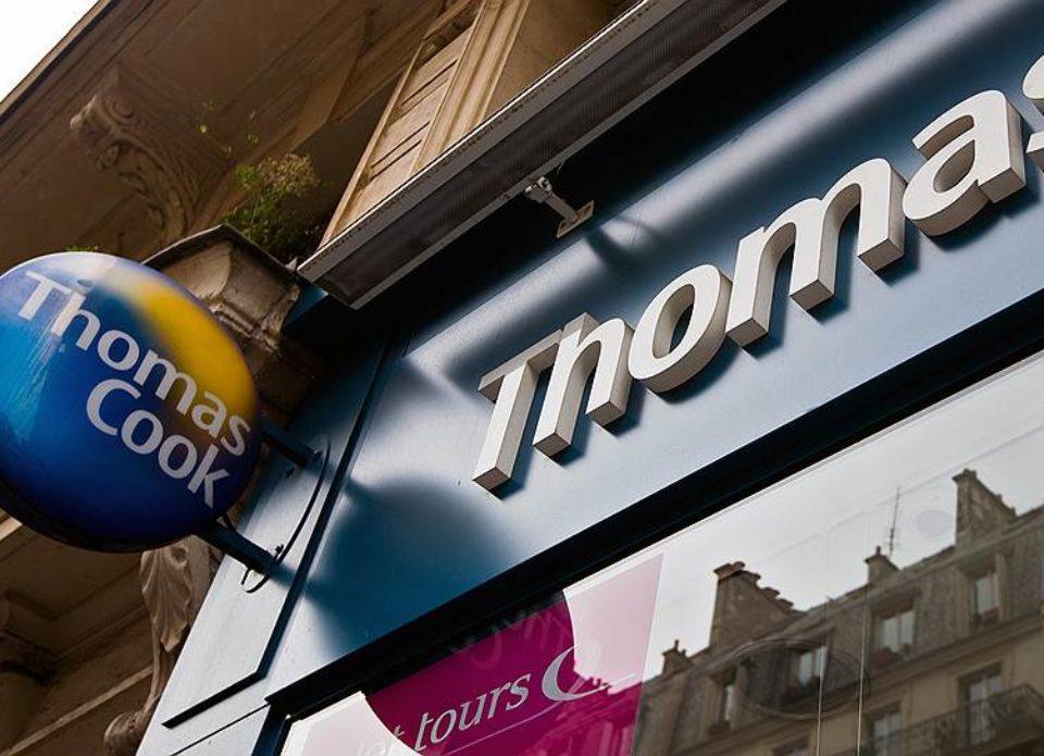 Компания Thomas Cook может быть купленакитайским конгломератом Fosun