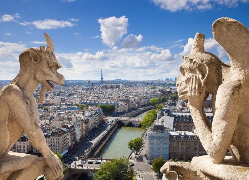 Автобусные туры по центру Парижа могут быть запрещены
