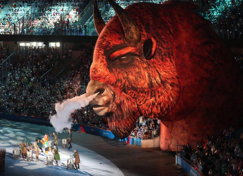 В Минске торжественно закрылись II Европейские игры